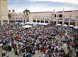 Israel Fest 65: Thousands Celebrate at Mizner Park Amphitheater