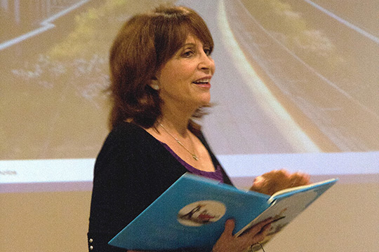 220 Local Jewish Early Childhood Educators Explore Jewish Values through Children's Literature (February 7, 2014)