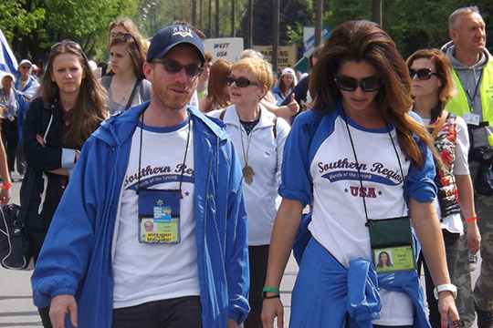 Local Teens and Adults Return from Life-changing March of the Living (April-May 2014)