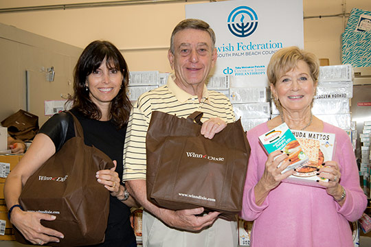 Addison Reserve Continues Passover Mitzvah Project Tradition (March 25, 2014)