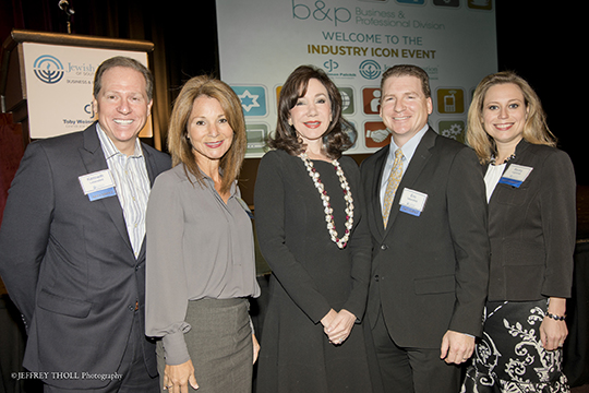 Business and Professional (B&P) Series Continued with Industry Icon Laurie Silvers (February 18, 2015)