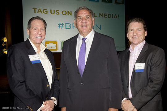 Icon Ira Leesfield Impresses Crowd During Business and Professional (B&P) Industry Icon Series (April 16, 2015)