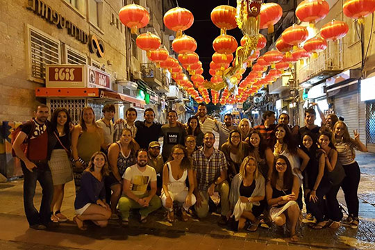 Young Adults Discover Themselves As They Explore Israel During Birthright