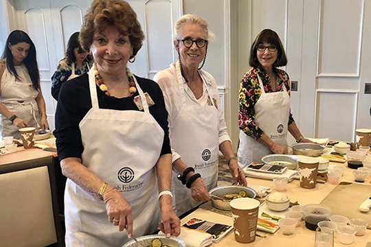 Boca Grove Cooking with Class (03-14-19)