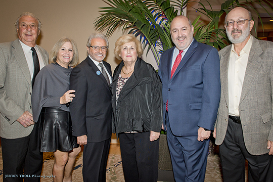 Boca West Annual Event Draws Supporters for Mind-Blowing Mentalist and Serious Business (December 13, 2015)