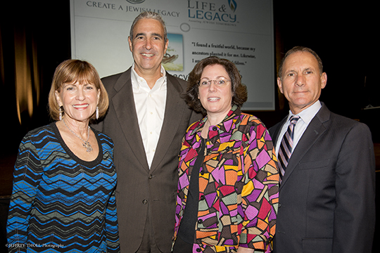 "JJCF's ""Create a Jewish Legacy"" Gets Boost from Grinspoon Foundation (December 1, 2014)"