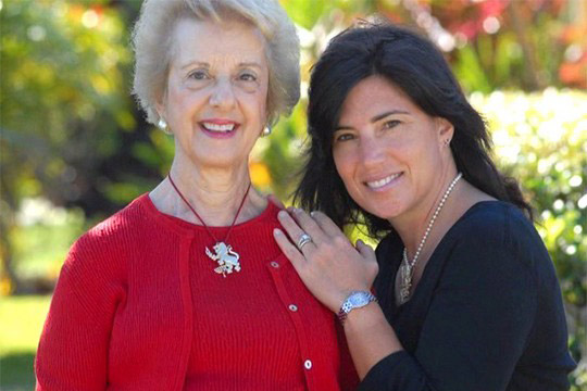 "FEDERATION FAMILY MOURNS DOROTHY ""DOTTI"" SEAMAN, MODEL OF COMPASSION AND PHILANTHROPY"