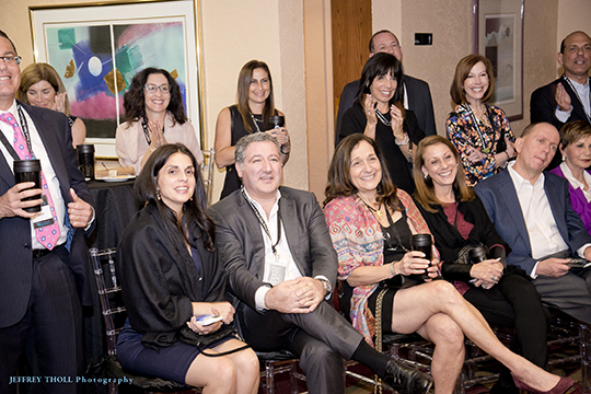 Emerging Jewish Philanthropists (EJP) Gets Up Close with Henry Winkler at THE EVENT After Party (February 23, 2016)