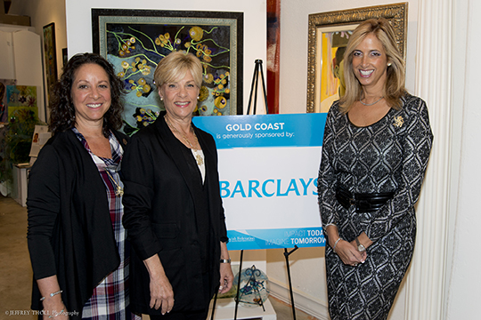Gold Coast Women Enjoy Morning of Art and Apparel  (November 10, 2014)