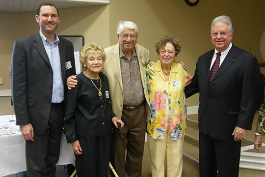 Harbor's Edge Residents Learn About Anti-Semitism on College Campuses (June 16, 2015)