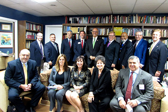Candidates Forum Informs Jewish Community (10-28-14)