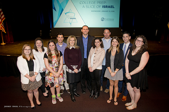 A Slice of Israel Prepares High School Students to Counter Anti-Israel Activities at College (January 13, 2016)