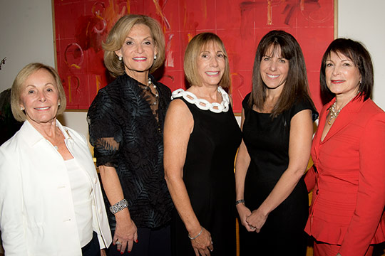 Jewish Women's Foundation Grants Wishes and Features NBC's Jean Chatzky (March 24, 2014)