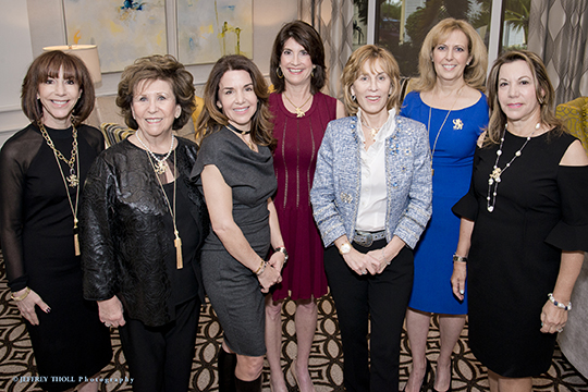 Lions Roar with Filmmaker and Philanthropist Nancy Spielberg at Annual Luncheon