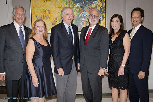 Alan Gross, Freed from Cuba, and Former Ambassador Dennis Ross Headline Sandler Family Major Gifts Event (January 6, 2016)