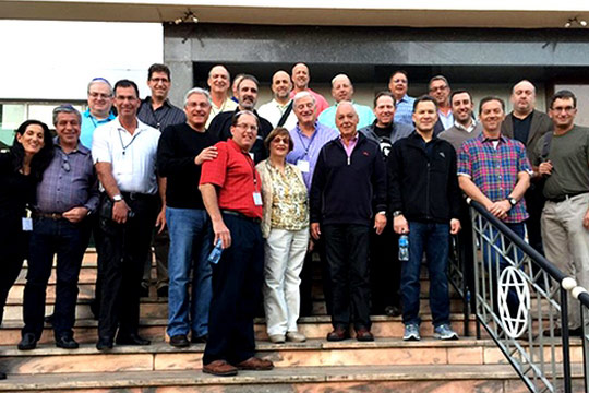 MEN'S MISSION TO CUBA: Building Community, Extending Family (January 2015)