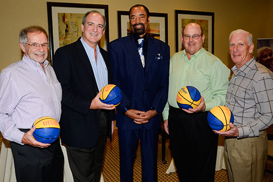 A Winning Beginning…Walt Frazier Leads Off Inaugural Men's Program (April 30, 2014)