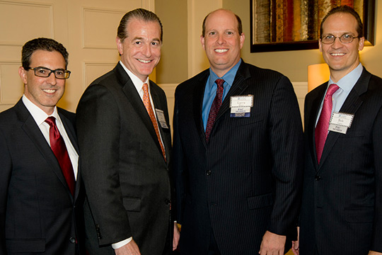 Estate Planning Professionals Launch Their Season at PAC Kickoff (October 22, 2013)