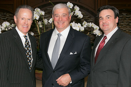 Caring Estate Planning Professionals Honor Thomas R. Kaplan at PAC Mitzvah Society Reception (March 4, 2014)