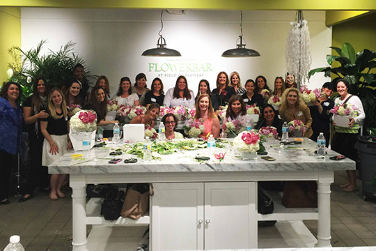 "PJ Moms Are ""In Bloom"" for Rosh Hashana"