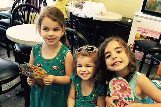 PJ Library Brings Sweet Summer Fun throughout the Area