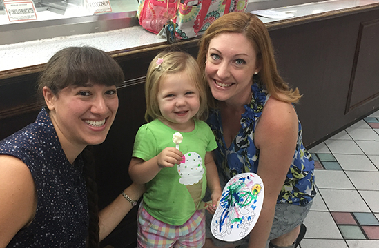 PJ's Sweet Summer Series Takes Families All around Town