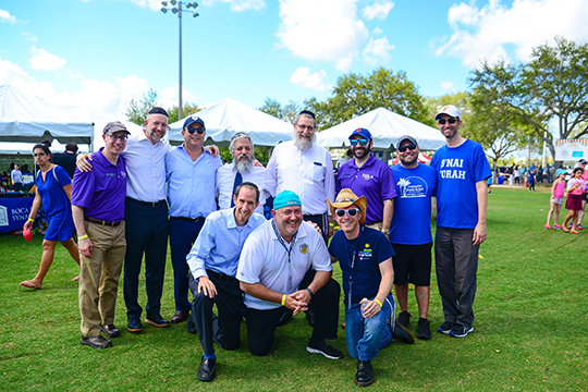 Huge Purim Carnival Brings 2,000 from Diverse Jewish South PBC Together