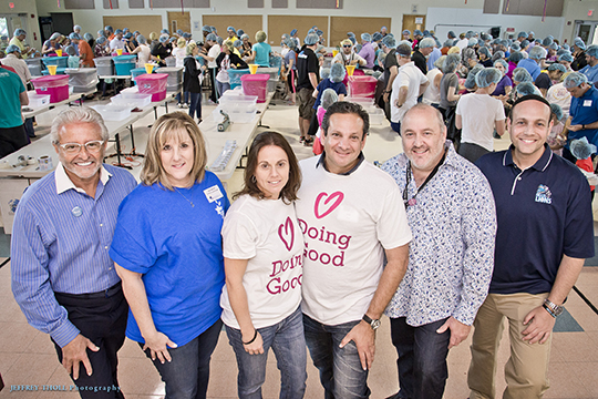 Everyone Counted on Super Sunday/Good Deeds Day for Nearly $440K and 30,000 Meals (April 3, 2016)