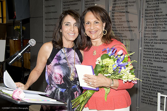 Women's Philanthropy Installation Celebrates and Rededicates (April 27, 2015)