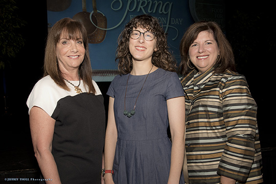 Women Get a Recipe for Healing During Spring Education Day
