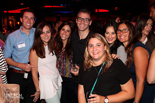 Young Professionals Mix It Up at YAD Event