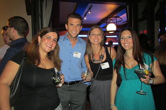 Young Adults Wander to Salt 7 in Delray Beach (November 7, 2013)