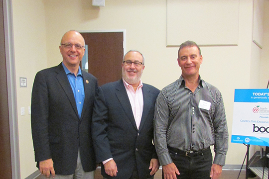 Health, Community, Legacy Highlight Greater Delray Panel Discussion (December 21, 2014)