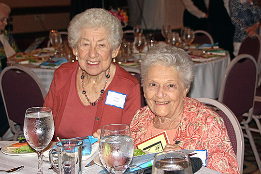 Boca West again Helps Seniors Celebrate Passover Spirit at JFS Model Seder (April 1, 2014)
