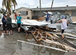 With Rakes, Saws and More, DKJA and KYHS Teens Help Hands-On in Key West