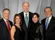 Elegance, Inspiration & Insights with David Gergen at Record-breaking Sandler Family Major Gifts Event