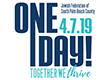 ONE DAY for All: Super Sunday, Volunteer Projects & Chocolate Family Seders