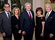 Sandler Family Major Gifts Event Features Former Canadian Prime Minister and Honors Coopermans