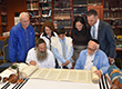 Rescued Holocaust Torah Announcement by March of the Living to Highlight International Holocaust Remembrance Day Ceremony