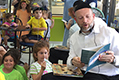 Summer's Hottest Jewish Family Ticket: Weekly Stories, Ice Cream & Rabbis with PJ Library's Sweet Summer Series