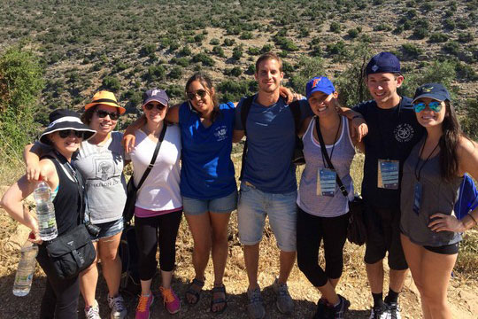 2014 Birthright-Israel Community Trip Turns New Friends into Family (June-July 2014)